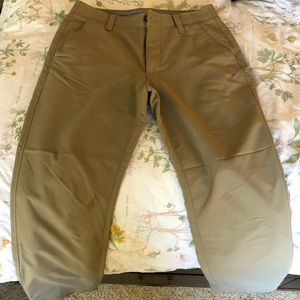Under armor golf pants